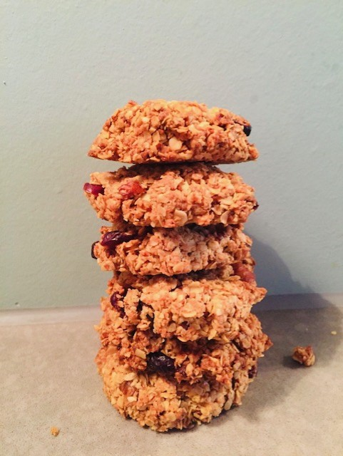 Suikervrije en gezonde havermoutkoekjes met cranberry's die je zonder schuldgevoel kunt bakken én eten. Deze koekjes zijn daarnaast ook super makkelijk om te maken en erg voedzaam. Met havermout, vijgen, kokos en cranberry's.