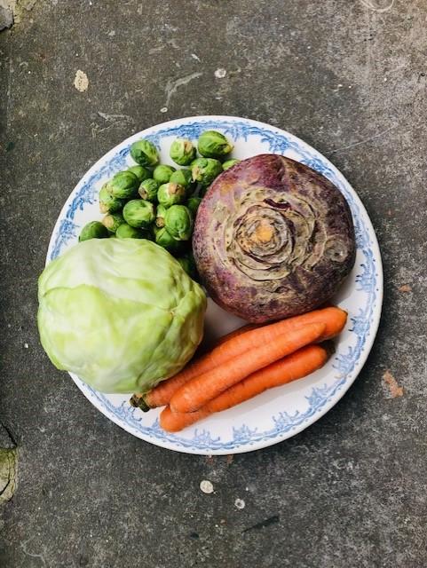 Seizoensgroenten december met bijpassende recepten. Heerlijke en gezonde recepten op basis van groenten uit het seizoen. Veelal vegetarisch en sommige ook veganistisch. Zowel hoofdgerechten als voorgerechten, soepen, salades en ander lekker eten.